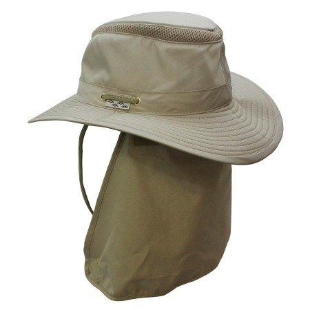 Conner Hats Men's Sun Shield Boater Hat, Sand, L