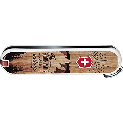 y Classic SD Pocket Knife - mountains are calling, one size ()