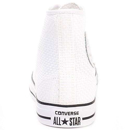 Chuck Unisex Adulto Sneakers all Black Converse White Taylor White Star pwd1BPq