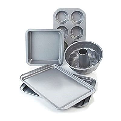 Wolfgang Puck Bistro Elite 5 piece Non-Stick Bakeware Set Cookware Most Sold Item