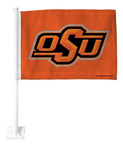 Rico Industries NCAA Oklahoma State Cowboys Car Flag