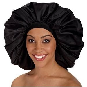 Sleeping With A Shower Cap Natural Hair