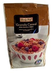 Daily Chef Swiss Granola Cereal 2lb.
