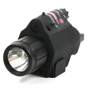 【高輝度LED】ITI M6タイプ ライト ウェポンライト 20mmレイル対応 HT029