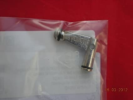 Vaillant Turbomax Plus 824E 828E 837E Desagüe Gallo Manija 125151 Aluminio Llave
