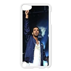 Unique Phone Case Design 16Rap Rap Singer Drake Pattern- FOR Ipod Touch 5