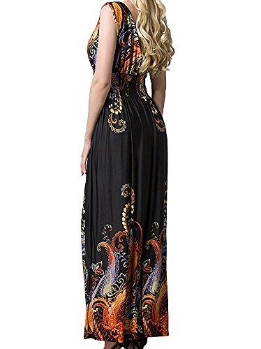 Party Maxi Plus Black Dress 7x Dress Summer Style Women's Cocktail Beach Oops 1x Size 6xqERfzvw
