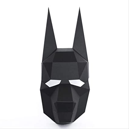 Goblin Anubis Mask Origami Diy Gift Headgear Party Performance ...