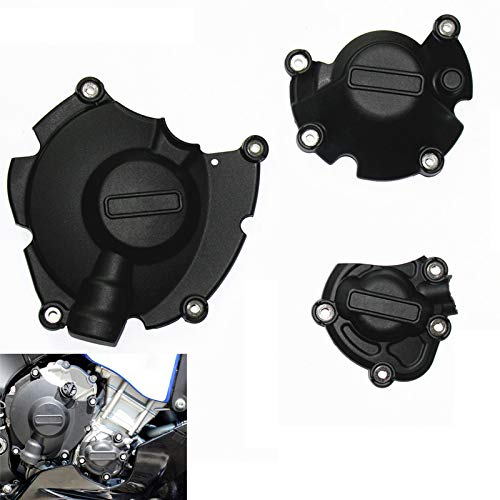 (Motorcycle Accessories Engine guard from Engine Protective Cover Sliders Crash Pad Frame Slider Stator Cover Protector For Yamaha MT10 2015-2017)
