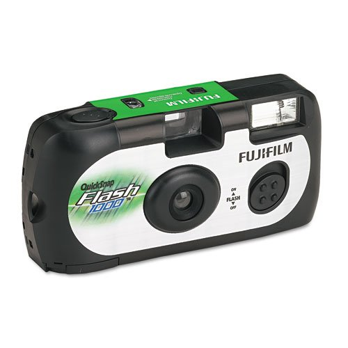 Fujifilm QuickSnap Outdoor Single Use Camera 800/27 7129033