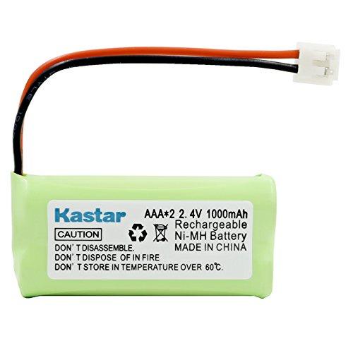Kastar Battery Replacement for Vtech 8300 / BATT-6010 / BT18433 / BT184342 / BT28433 / BT284342 / CPH-515D / AT3211-2 / 89-1335-00 / 89-1344-01 / 89-1330-00-00 / 89-1330-01-00 / 89-1326-00-00