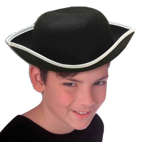 Forum Novelties Costume Accessory Child Size Tricorn Hat - Colonist Costumes