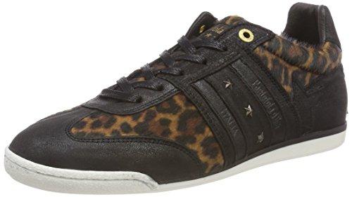 Pantofola d'Oro Women's Imola Leopard Donne Low Trainers Brown (Tortoise Shell .Jcu) bLs1hC