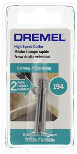 Dremel 194 High Speed Cutter (Color: Silver, Tamaño: Pack of 1)