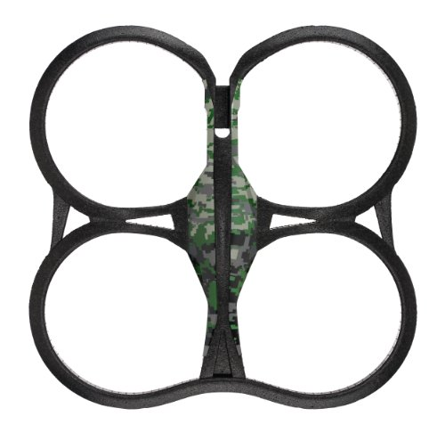 Parrot AR.Drone 2.0 Elite Edition Indoor Hull Jungle