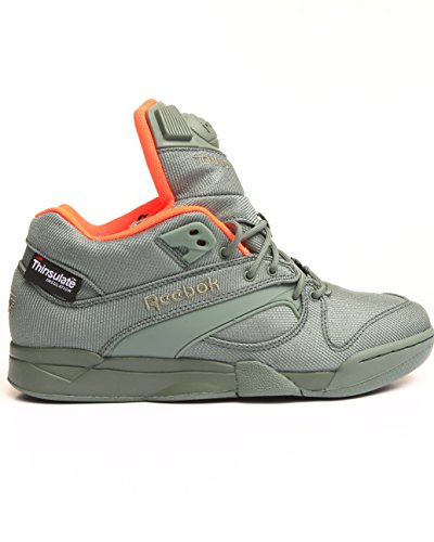 Reebok Mens Court Victory Pump Basketball Shoes