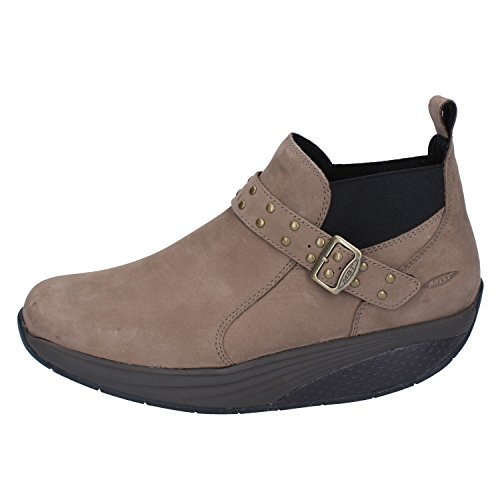 Femme Bottines Buckle Marron Chill Mud Bootie Panya MBT XUx1OqB1