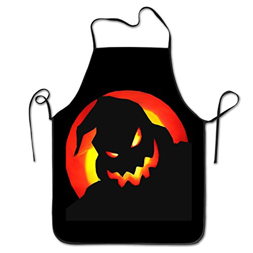 [Mr. Oogie Boogie Horror Movie Durable Grilling Cooking Bib Aprons] (Boogie Man Nightmare Before Christmas Costumes)