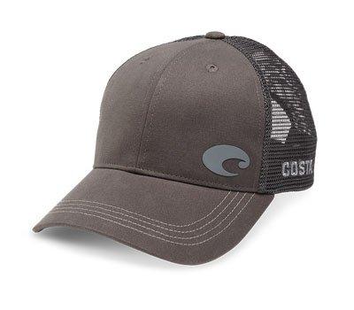 Costa Del Mar Offset Logo XL Fit Trucker Hat, - Logos Sunglass Company
