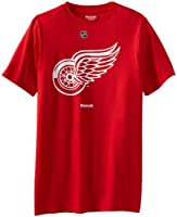 Reebok Detroit Red Wings Primary Logo T-shirt