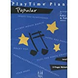 PlayTime Piano Popular, Nancy Faber and Randall Faber, 0929666011