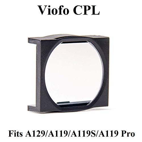 Viofo CPL Filter For The A129 / A119 / A119S / A119 Pro and A118C2