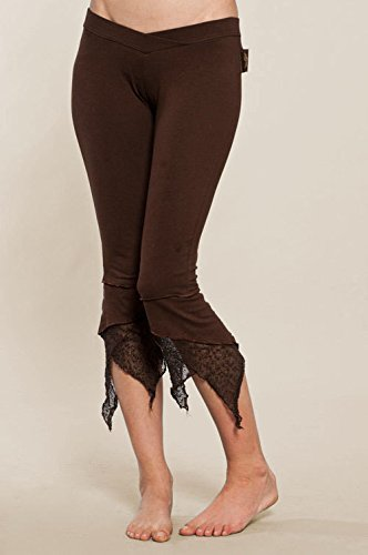 Luna Design ~ Pointy Pixie leggings ~ Great yoga pants ~ Perfect pixie Halloween outfit by Luna Design