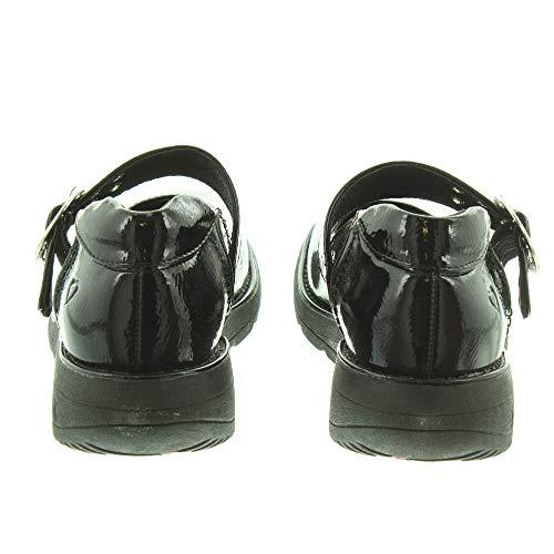 Magnolia Black Heavenly Shoes Patent Feet 5nt1U