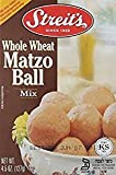Streits Whole Wheat Matzo Ball Mix Kosher For Passover 4.5 oz. Pack of 3.