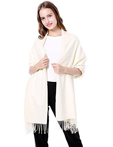 Virgin Wool Scarf - 1