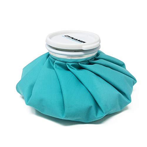 Dynamik Products - Bolsa de hielo multiusos - Con banda de neopreno - Para tratamiento de compresión con frío - 20 cm