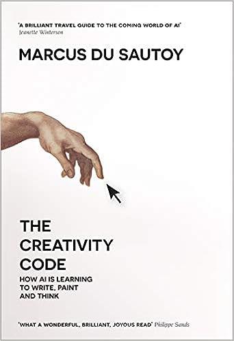 The Creativity Code: Amazon co uk: Marcus du Sautoy: 9780008288150