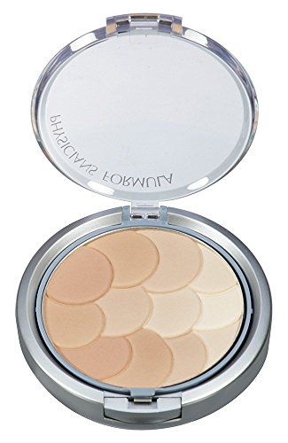 Physicians Formula Magic Mosaic Multi-Colored Custom Face Powder, Beige-Warm Beige, 0.3-Ounces