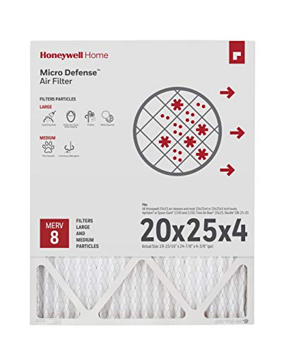 honeywell 20x20 air filter - 6