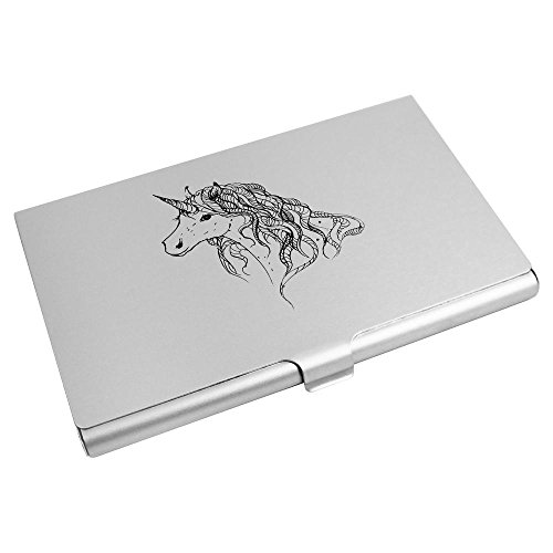 Credit Azeeda Card Holder CH00009741 Wallet 'Beautiful Business Card Unicorn' X1qwqprP