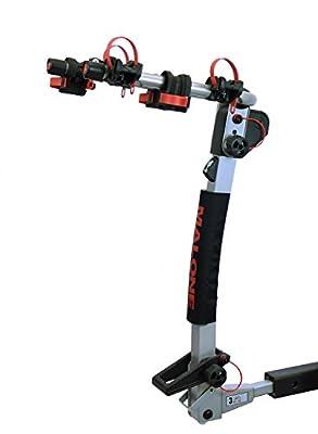 "Malone Hanger Hm3 1.25"" & 2"" Hitch-mount 3-bike Carrier"