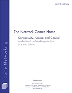 The Network Comes Home : Connectivity, Access, and Control
