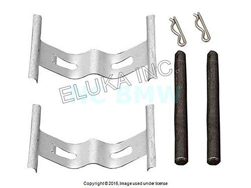 997 Brake Pad Mounting Hardware KIT retaining parts spring ()