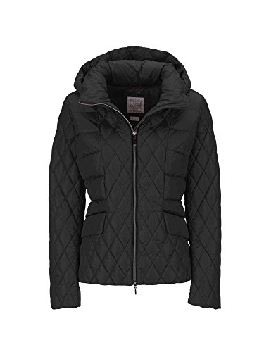 Jacket W7425Y Down Women Geox 52 Black T2410 H4vZaat
