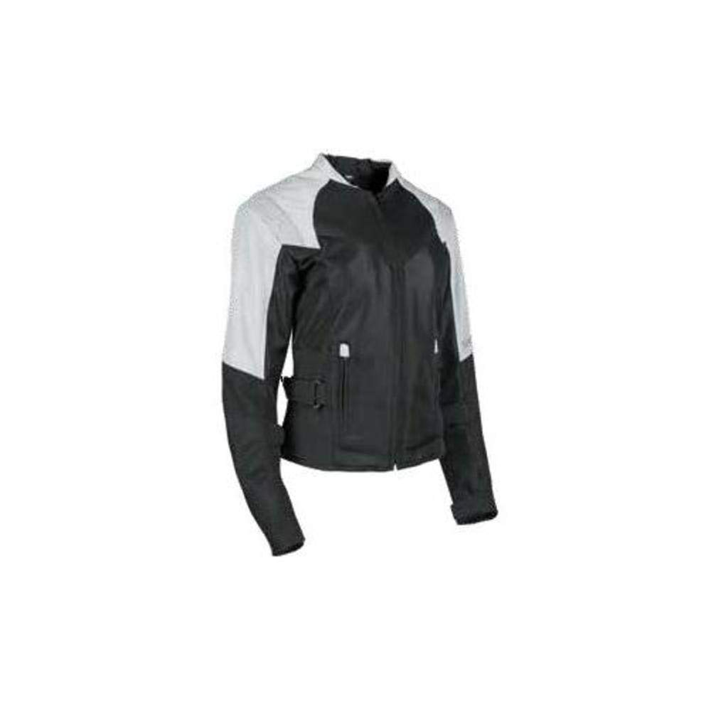 2X-Large Red//Black Speed and Strength Sinfully Sweet Mesh Womens Street Motorcycle Jacket