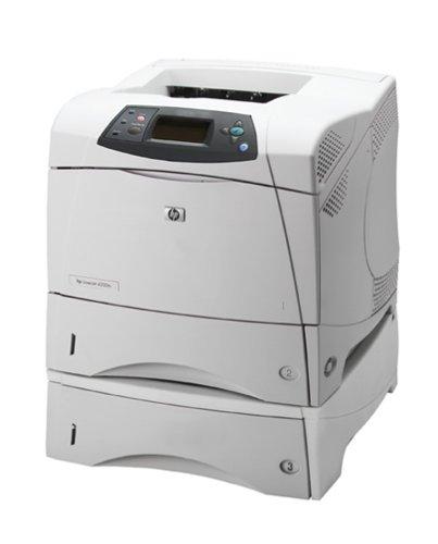HP LaserJet 4300tn - printer - B/W - laser ( Q2433A#201 ) (Hp 1100 Laserjet Cable)