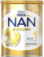 NESTLE NAN SUPREME 1, Starter 0-6 Months Baby Formula Powder – 800g