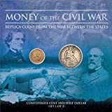 Civil War Tokens - Confederate, Whitman Publishing, 0794823548