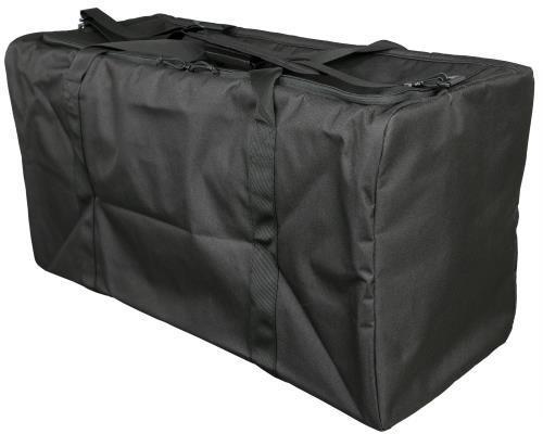 トラップXラージダッフル – ブラック(5 /CS)   B0792S9MBX