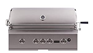 Coyote cs36ng s series grill 36 inch for Coyote outdoor grills