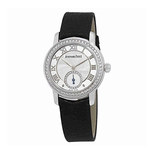 Audemars Piguet Jules Audemars Diamond Manual Winding Ladies Watch 77228BC.ZZ.A001MR.01