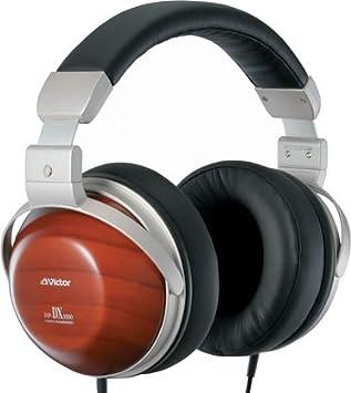 JVC Victor Stereo Headphones | HP-DX1000 (Japanese Import)