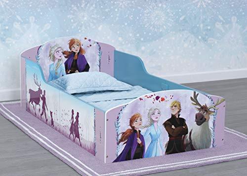 Delta Children Wood Toddler Bed, Disney Frozen II BB81453FZ-1097