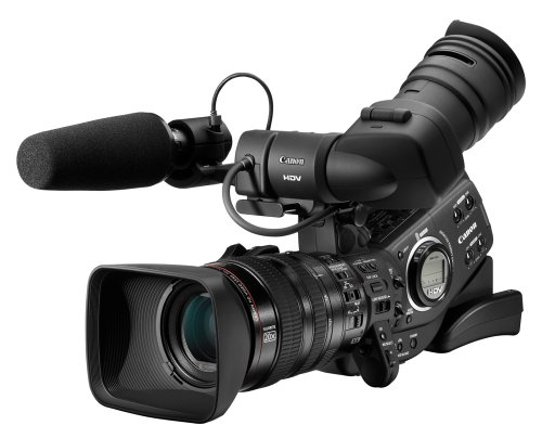 Canon XL-H1 3CCD High Definition Camcorder with 20x Optical Zoom