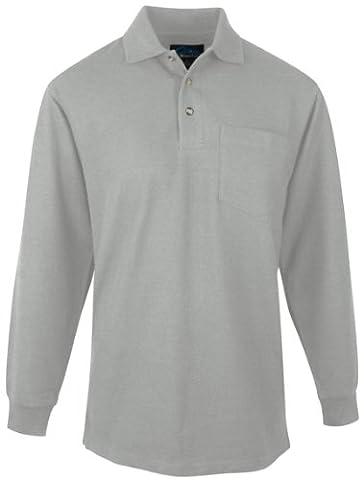 Tri Mountain Men's Golf Cut Big and Tall Polo Shirt